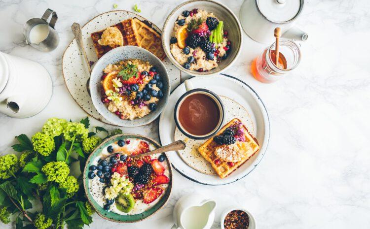 Alimentación balanceada para estudiantes